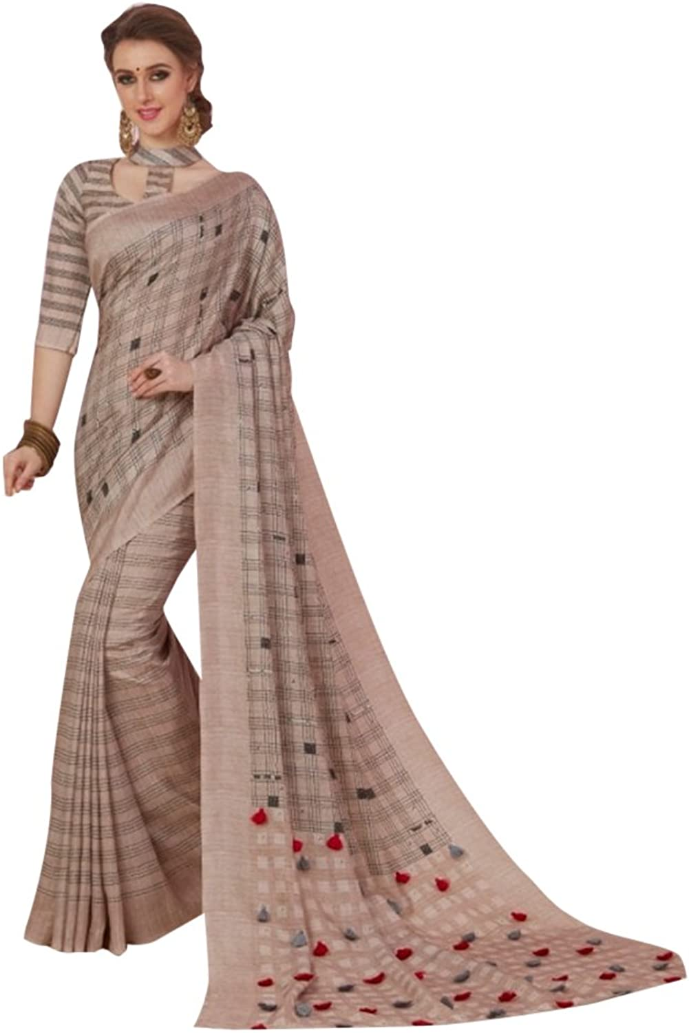 Designer Bollywood Saree Sari for Women Latest Indian Ethnic Collection Blouse Party Wear Festive Ceremony 896 4