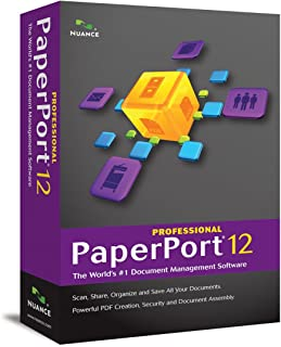 Paperport Professional 12.0 [Old Version]
