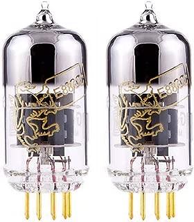 Matched Pair (2x) Genalex Gold Lion 6922 tube (E88CC)