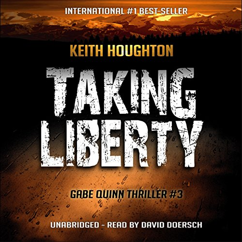Taking Liberty audiobook cover art