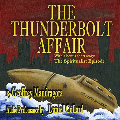 The Thunderbolt Affair audiobook cover art
