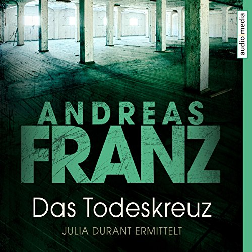 Das Todeskreuz audiobook cover art