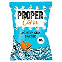 PROPERCORN Lightly Sea Salted Popcorn Sharing Bag, 70g