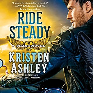 Ride Steady cover art