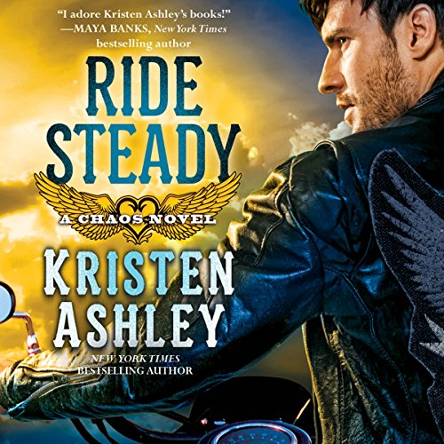 Ride Steady audiobook cover art