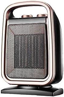 RENXR Comodidad Compact Calefactor 2000W, Función Silence, 2 Velocidades, Fácil De Transportar