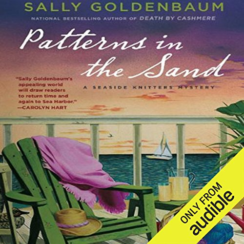 Patterns in the Sand audiobook cover art