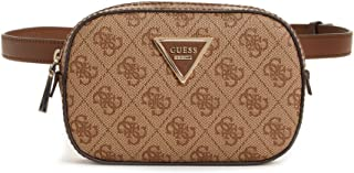 GUESS Women's Varsity Pop-Logo Belt Bag