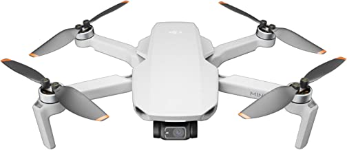 DJI Mini 2 – Ultralight and Foldable Drone Quadcopter, 3-Axis Gimbal with 4K Camera, 12MP Photo, 31 Mins Flight Time, OcuS...