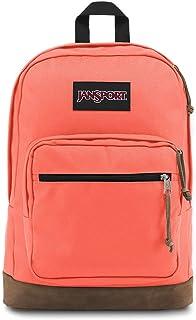 """Jansport Right Pack 15"""" Laptop Backpack - Black (Black)"""