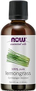 Now Foods Essential Oils, Lemongrass, 4 fl oz (118 ml)