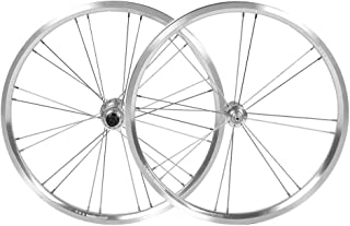 8/9/10/11 Speed Aluminium Alloy Bicycle Wheel Set, Ultralight Easy to Install V Brake Bicycle Wheelset, for Cyclists Acces...