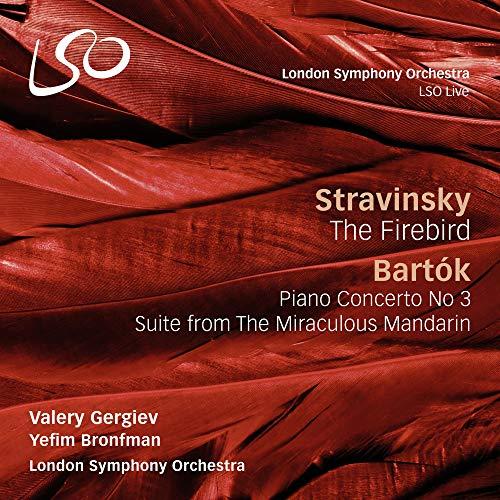 El pájaro de fuego , Concierto para piano No.3 (2SACD)