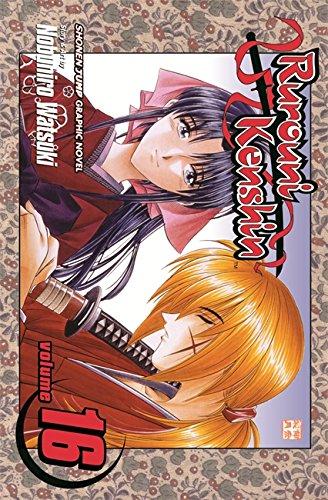 Rurouni Kenshin Volume 16