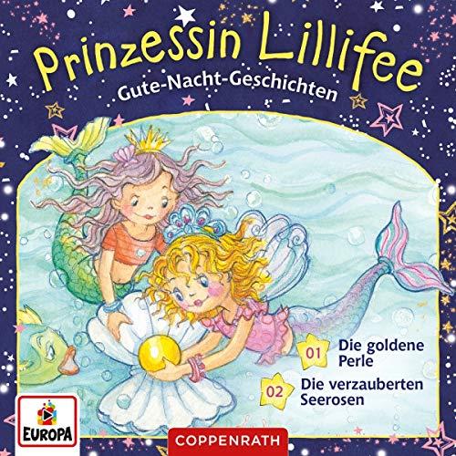 001/Gute-Nacht-Geschichten Folge 1+2 -Die verzauberten Seerosen/Die goldene Perle