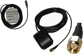 UpBright GPS Antenna for Alpine IVA-W203 IVA-W205 IVA-W205F IVA-W505 IVA-W505E IVA-505R IVA-W502R IVA-W502E IVA-D106 Car DVD Player Navigation PMD-DOK1 NVE-P1 PND-K3 IVA-NAV1 PMDDOK1 NVEP1