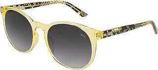 Puma Panto Sunglass For Women, Grey - Pu0164S 003
