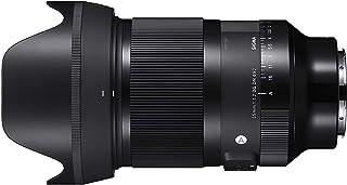 SIGMA 35mm F1.2 DG DN   Art A019   Sony E(FE)マウント   Full-Size/Large-Format ミラーレス専用