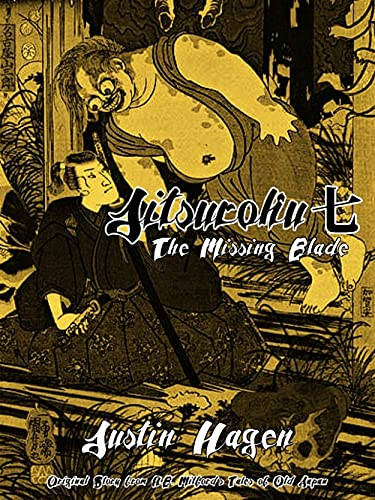 Jitsuroku Nana: The Missing Blade (English Edition)