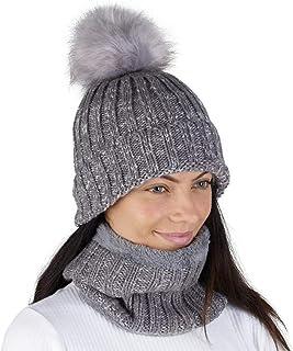 check-out 7eee2 01706 Amazon.fr : Bonnet Echarpe Femme