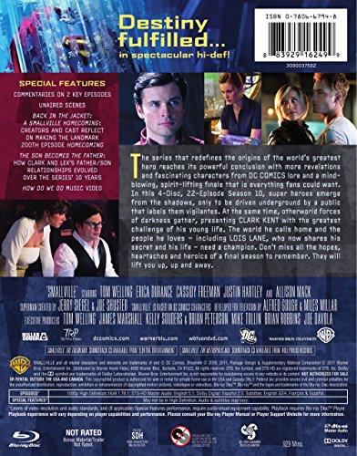 Smallville: Complete Tenth Season [Edizione: Stati Uniti]