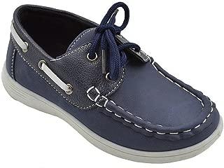 coXist Boy's Lace up Boat Deck Shoe (Big Kid/Little Kid/Toddler)