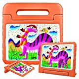CAM-ULATA New iPad 7th Generation Case iPad 10.2 2019 Kids Case Shockproof Light Weight Handle Stand Kids Friendly Protective Case Cover for iPad 7th Generation 10.2 inch 2019 Release