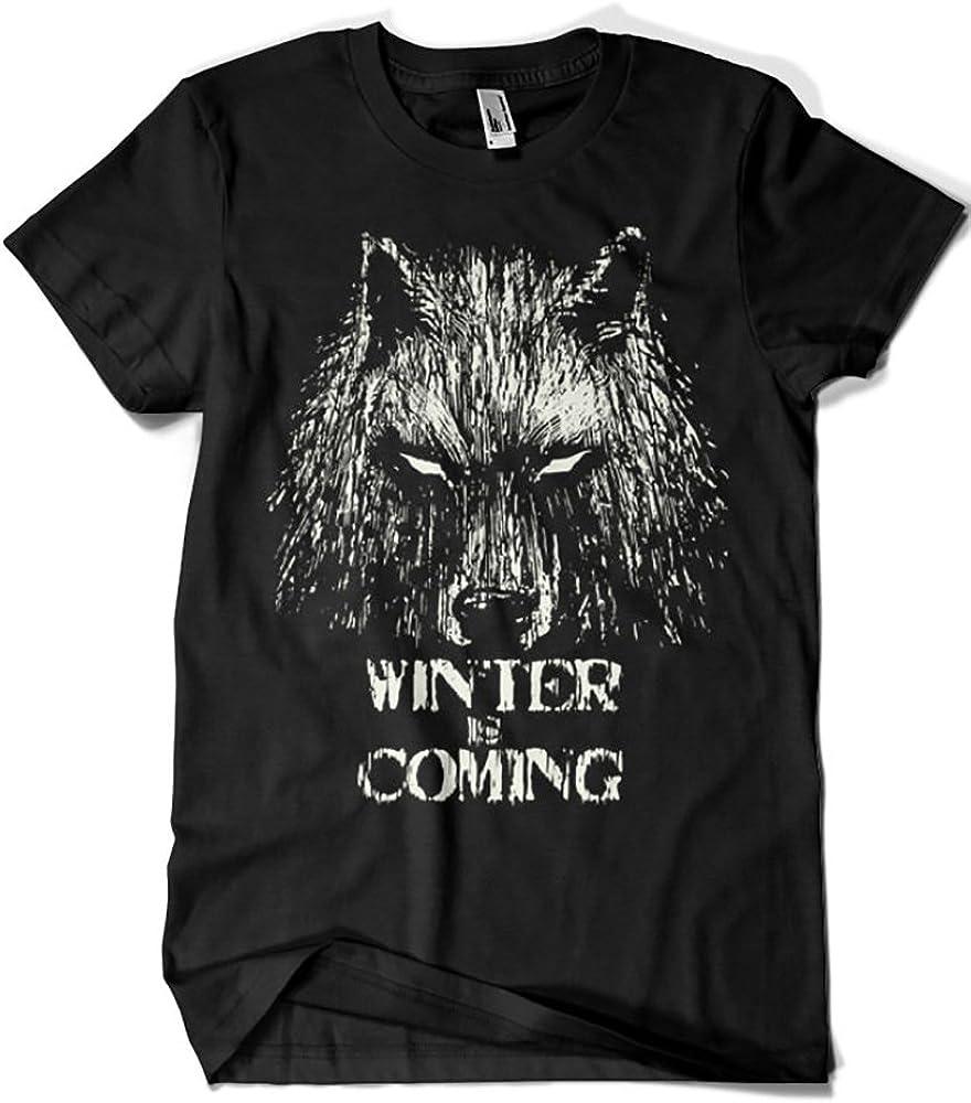 Camisetas La Colmena 344-Camiseta Winter Is Coming (Fuacka)