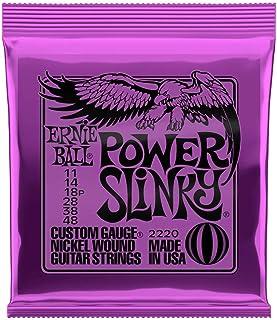Ernie Ball Power Slinky Nickel Wound Set.011 - .048