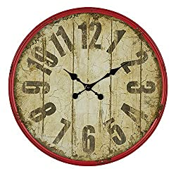 Cooper Classics Oleshia Clock