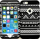 "Heavy Duty Hybrid Kickstand Cover Case for iPhone 6 4.7"" 6th Generation Black"