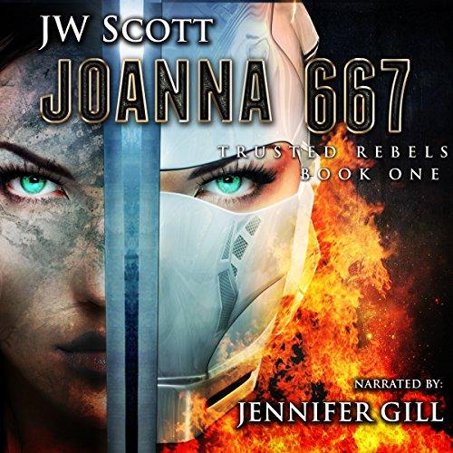 Joanna667 audiobook cover art