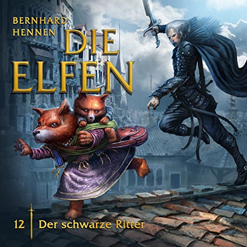 Der schwarze Ritter audiobook cover art