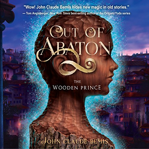 The Wooden Prince audiobook cover art