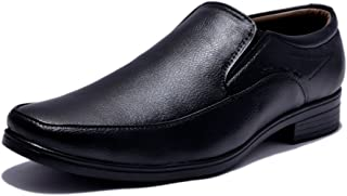 Sir Corbett Men's Graco Synthetic Leather Formal Shoes