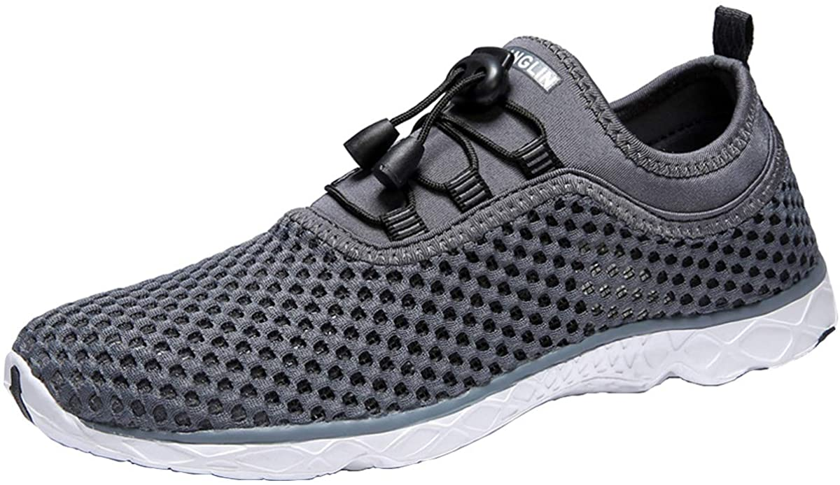 Zhuanglin Men's Quick Drying Max 47% OFF Cheap mail order specialty store Aqua Water Shoes