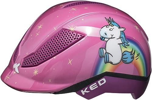 KED Pina Casque d'équitation Enfant Motif Taille  M (51–56) Couleuré  Unicorn