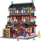 kyman - Conjunto de Edificios, Mini Bloques de construcción de niños, 3274 PCS Montaje de niños Bloques de construcción, 3D DIY Puzzle Jugando, para Adultos y niños