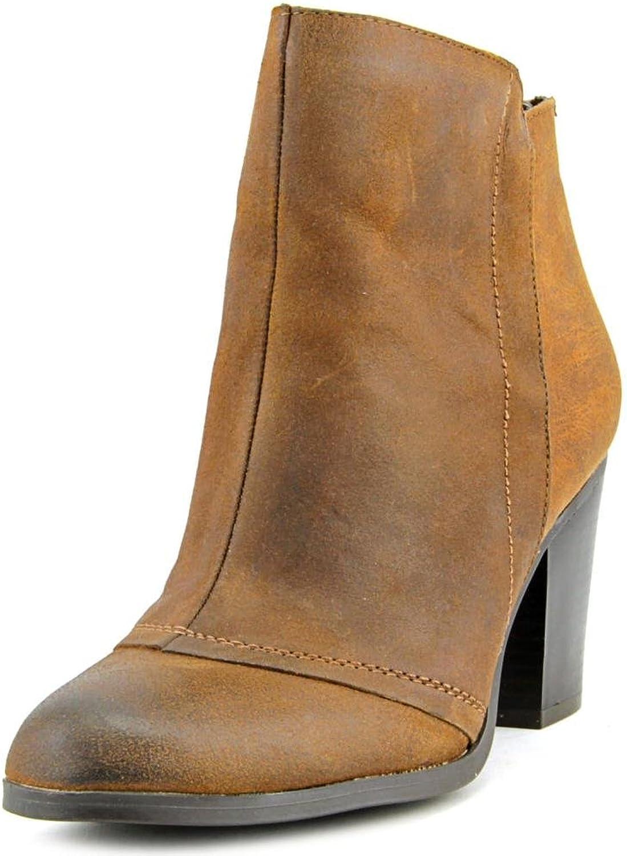Bar III Jillian Women US 6.5 Brown Ankle Boot