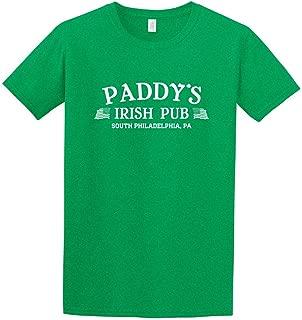 GunShowTees Men's Paddy's Irish Pub St. Patrick's Day Shirt