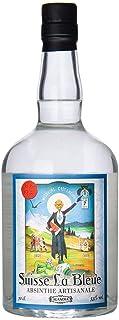 Absinthe Suisse La Bleue | Tradition aus der Schweiz | 53% | Original mit dem Prohibitionsmönch | 1x 0.7 l