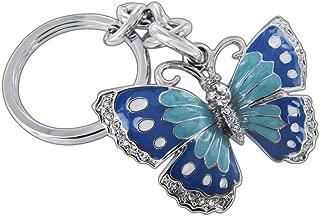 Best blue butterfly keychain Reviews