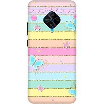 Kt Once You Have It You Love It... VIVO S1 PRO Mobile Back Cover (Multicolour)