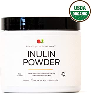Best organic inulin powder bulk Reviews
