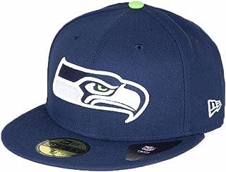 New Era 59fifty 西雅图海鹰帽男士帽