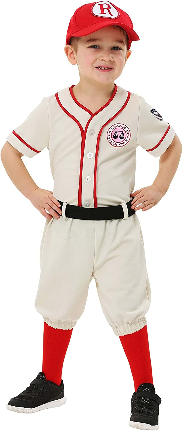 Toddler A League of Their Own Costume Jimmy Coach Branded goods Dugan Kids Gifts Bas