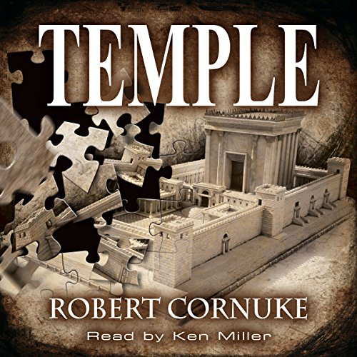 Temple audiobook cover art