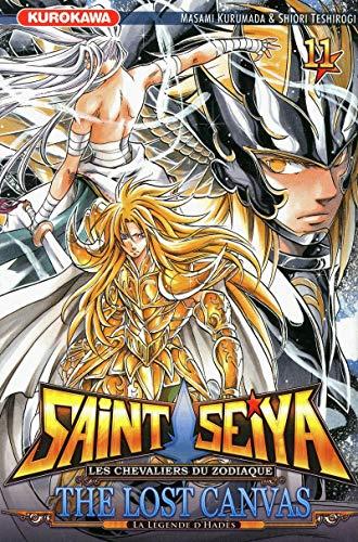 Saint Seiya - Les Chevaliers du Zodiaque - The Lost Canvas - La Légende d'Hadès - tome 11 (11)