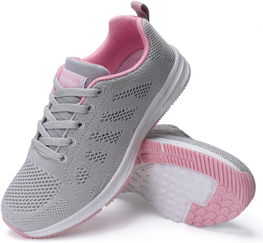 FUDYNMALC Walking Shoes shipfree for Women Lace 35% OFF Up Casual Sli Non Comfort
