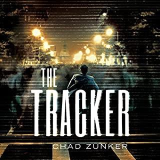 The Tracker audiobook cover art